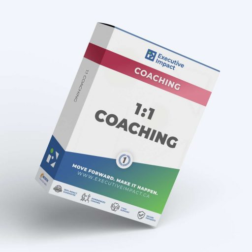 1:1 Coaching by Executive Impact