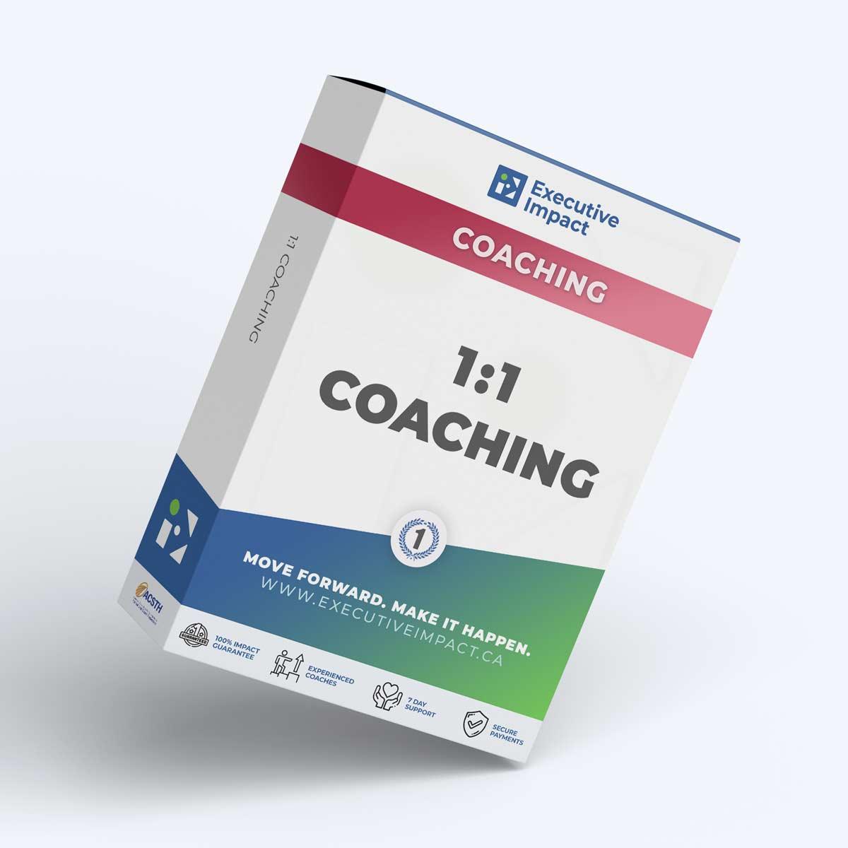 1:1 Coaching by Executive Impact