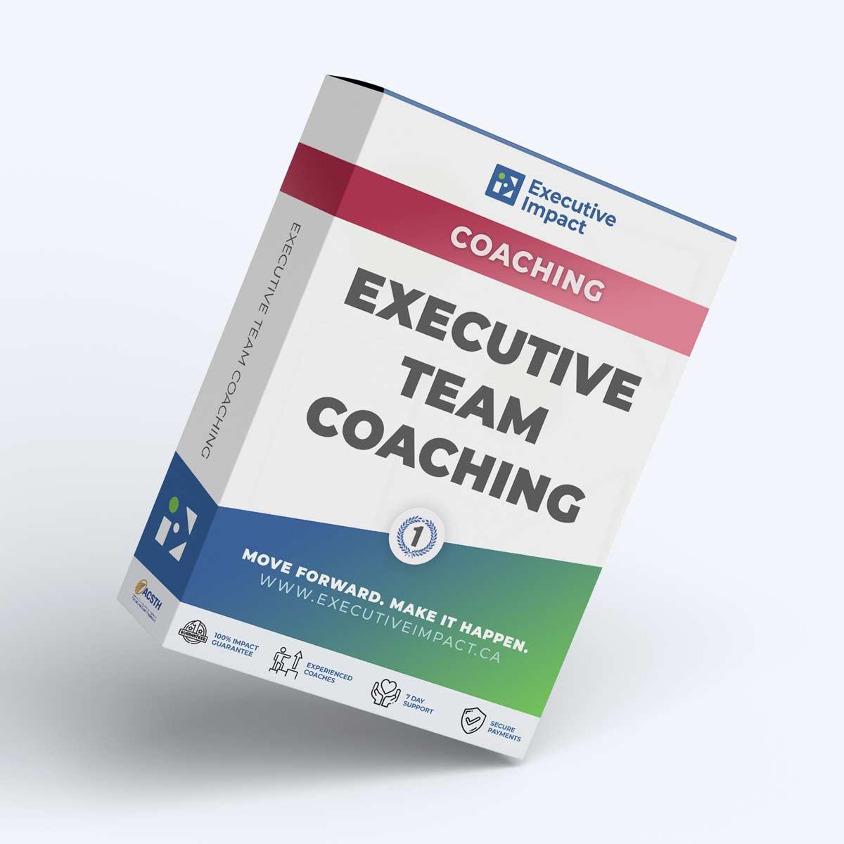 Executive Team Coaching by Executive Impact